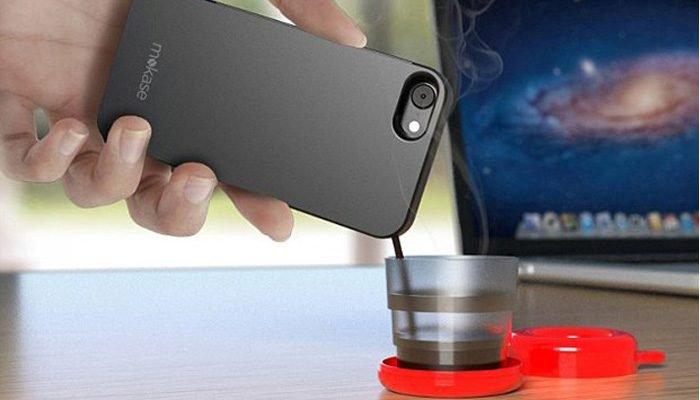 Kahve Yapan Telefon