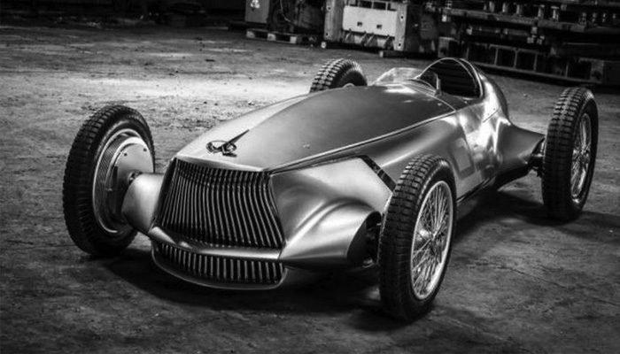 Nissan'dan 1940 Model Yeni Teknoloji Araba!