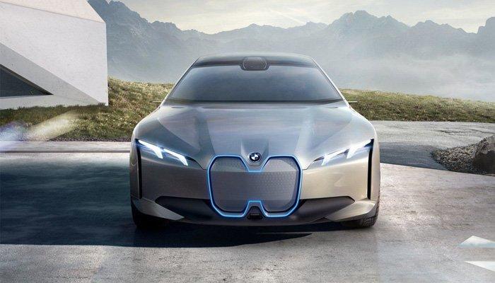 BMW'nin Yeni Elektrikli Otomobili: iVision Dynamics i4
