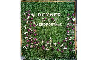 Boyner tarafından Türkiye'ye getirilen ve sadece Boynerler'de moda severlerle buluşacak olan Amerika'nın sevilen genç giyim markası Aéropostale için önceki akşam Suma Han Karaköy'de özel bir parti düzenlendi.