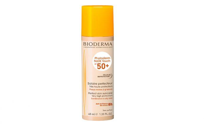 Karma ve yağlı ciltler için güneş korumasında devrim: Photoderm Nude Touch SPF 50+