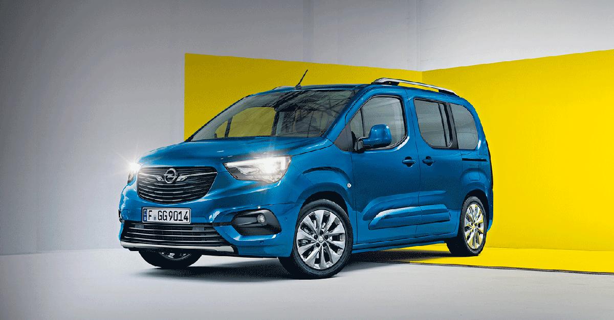 Yeni Opel Combo