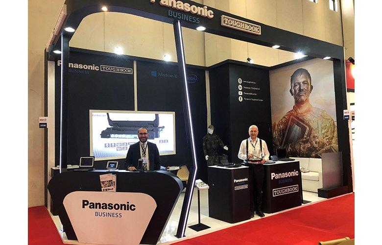 Panasonic'in dayanıklı mobil çözümleri 14. Uluslararası Savunma Sanayii Fuarı'nda